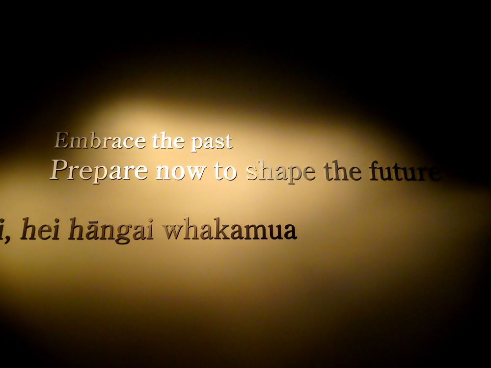 Foto Eigenproduktion, Herkunft: Museum of New Zealand, Wellington‎